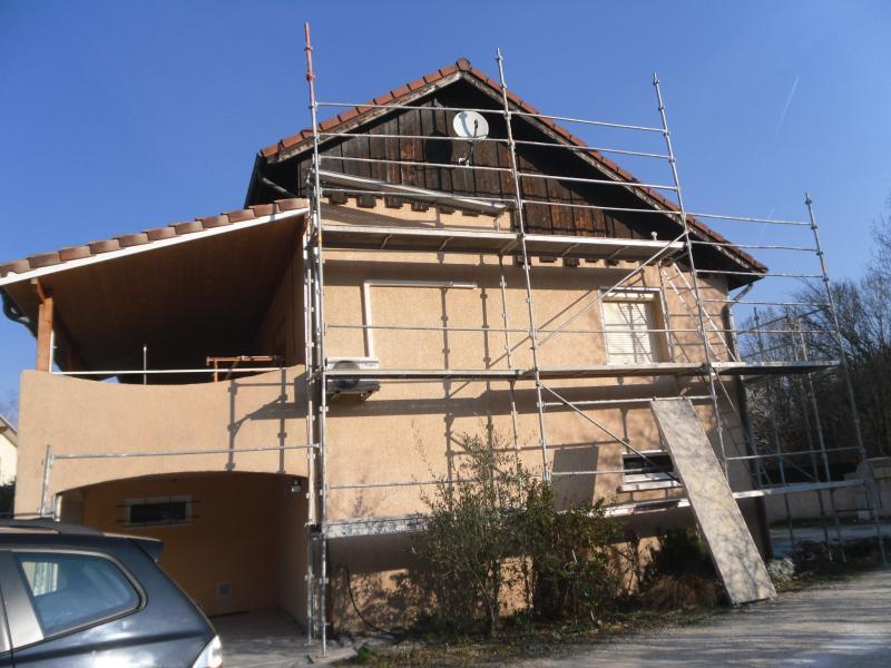 Ravalement de façade La Mure